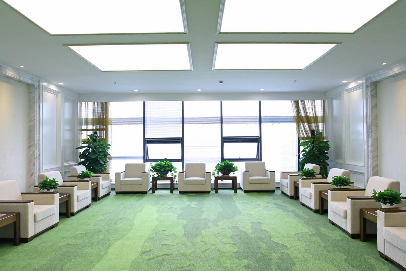 品鉴丨湖南省建筑设计院南院新址家具培训设计图片