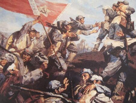 活着的丰碑――老红军的长征故事