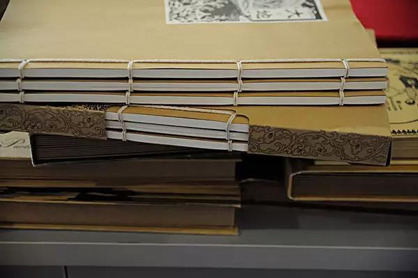 原来古代书籍的装帧方式这么有意思!图片