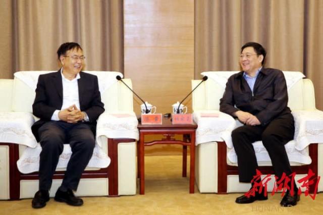 杜家毫主持省委常委会会议:建设更高水平的平安湖南