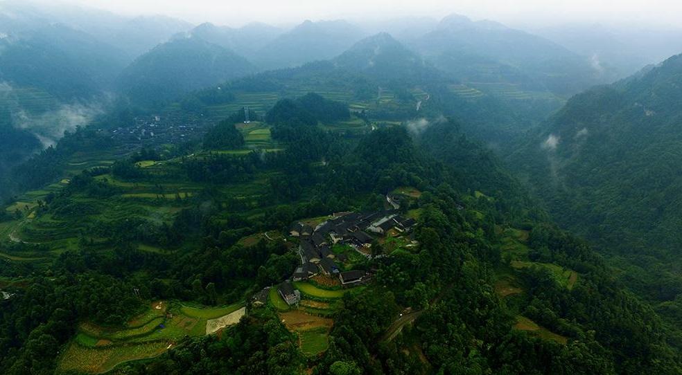三明18寨风景图片