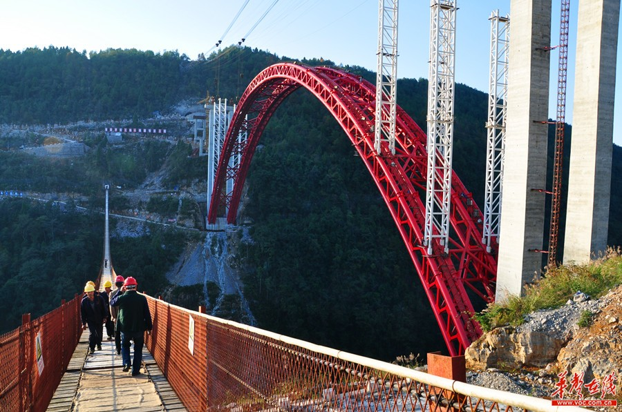 """永吉高速预计明年通车 湘西州将实现""""县县通"""""""