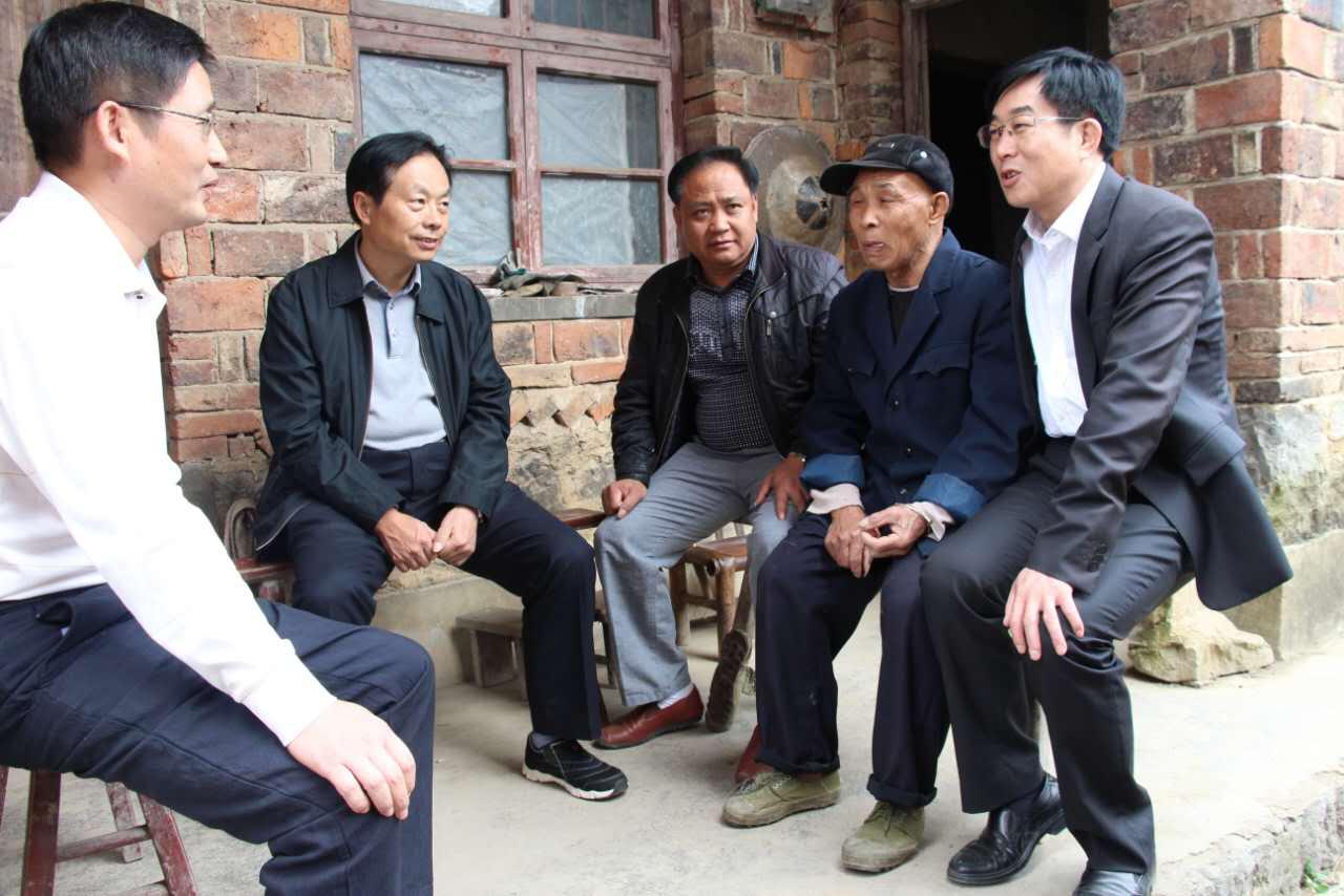 省国土厅将驻村扶贫扩大到全面支持县域脱贫