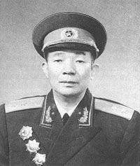 """开国中将文年生  曾被聂荣臻誉为""""华北战场一支花"""""""
