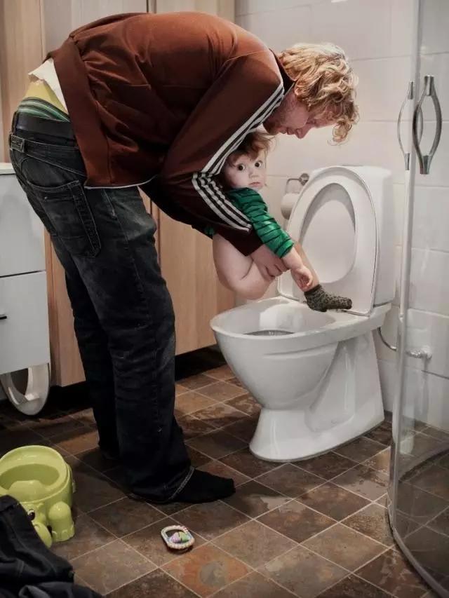 千万不能让男人带孩子?他们表示不服 新湖南www.hunanabc.com
