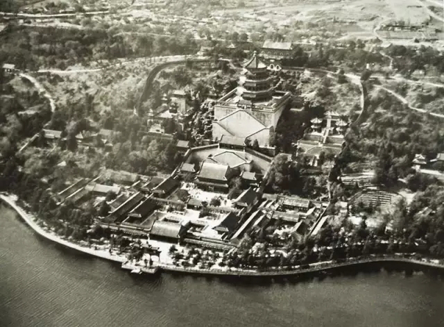 80年前的航拍中国,绝对罕见!