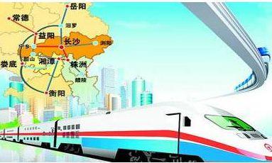 湖南领跑全国轨道交通产业 产值规模超2000亿元