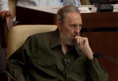 古巴革命领袖菲德尔·卡斯特罗去世 享年90岁