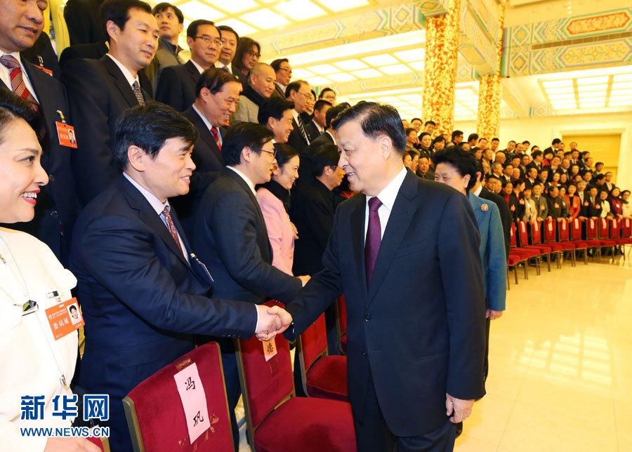 刘云山:用习近平总书记重要讲话指导文艺工作 推动我国文艺事业实现新的更大发展