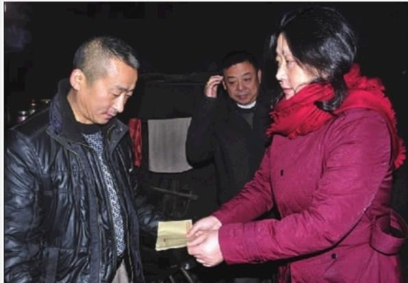 """交通银行湖南省分行帮碣滩村村民发展""""茶经济"""""""