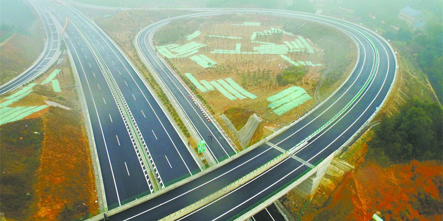 大岳高速基本建成通车 湖南新增连接鄂赣通道