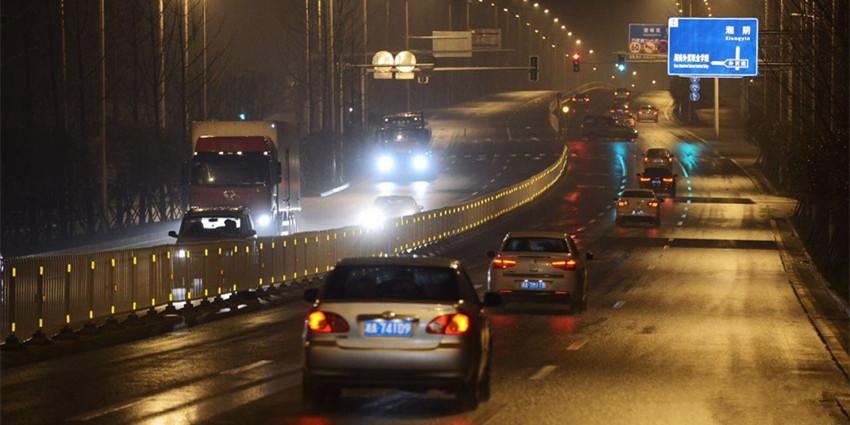 湖南最长城际主干道芙蓉大道 120公里全线通车