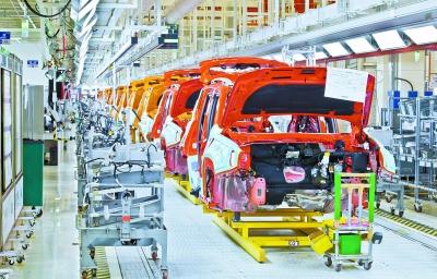 【创新引领、开放崛起】投资洼地崛起产业高地 长沙打造中国汽车产业第六极