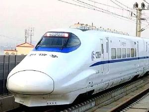 [华声直播]长株潭城际铁路正式开通 开启全新融城生活