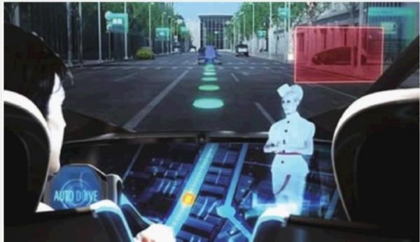 """湖南汽车全速开向""""无人驾驶""""领域,渗透率要达50%"""
