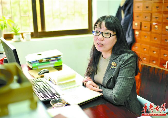[代表委员这一年]刘春委员:留住湖湘文化的历史文脉
