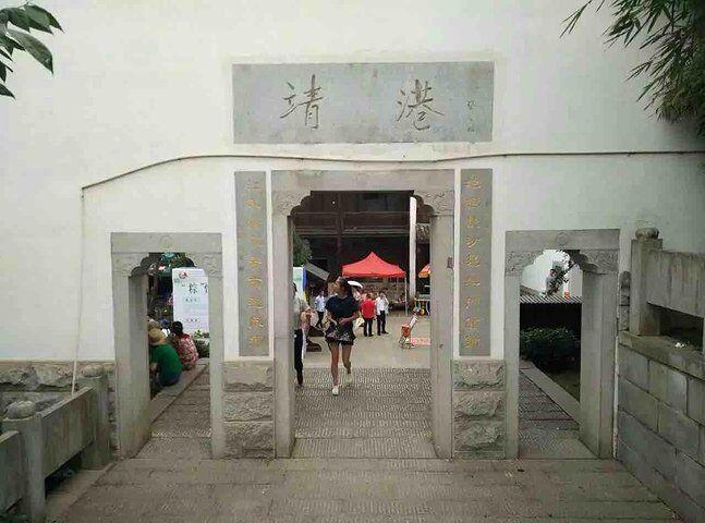 靖港一日游:古香古色,是长沙难得的古街