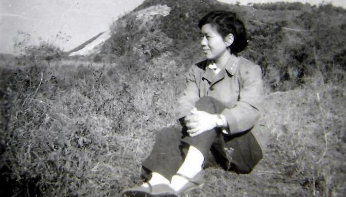 一个共和国女兵的成长历程
