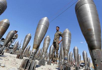 战争的致命遗产 伊拉克废弃弹药让人头疼