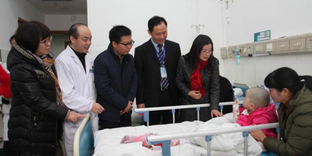 """湖南省第二人民医院成""""明天计划""""定点救治医院"""