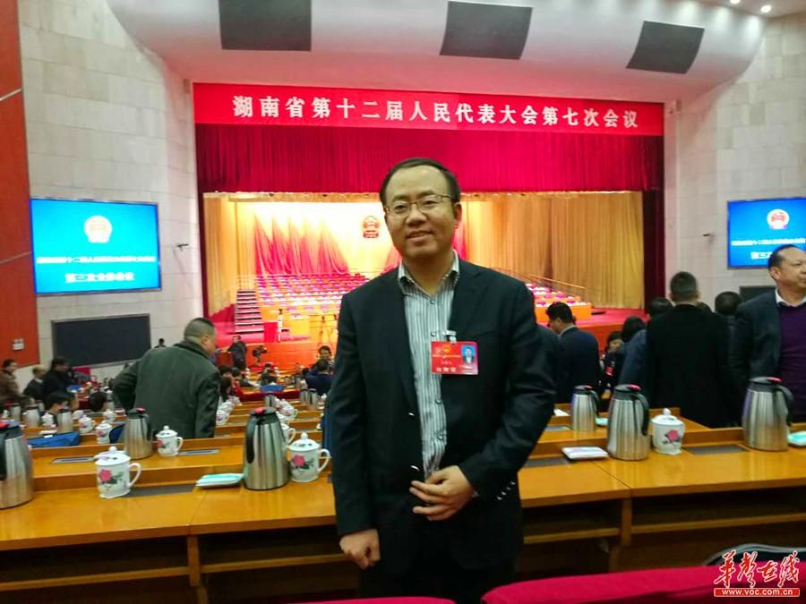 [湘商问道两会]代表王建文:大鲵养殖保险应纳入省级财政项目