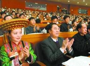 省人大代表审议两院报告:深化司法改革 坚持司法公正