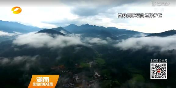 """【视频】湖南4家生态旅游地入选""""中国森林氧吧"""""""