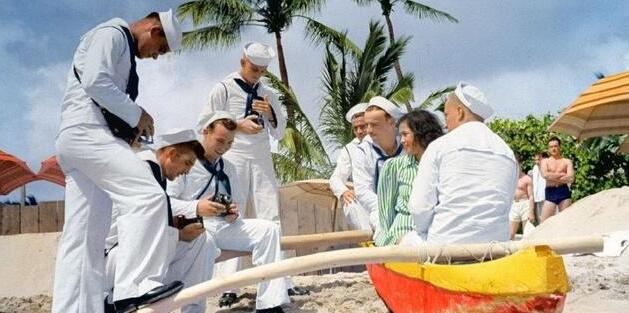 1940年珍珠港:谁也没想到死神即将来临!