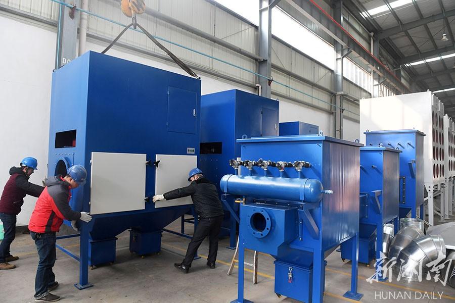 蓝天机器人科技公司在焊接自动化设备及工程机械装配调试工艺设备方面