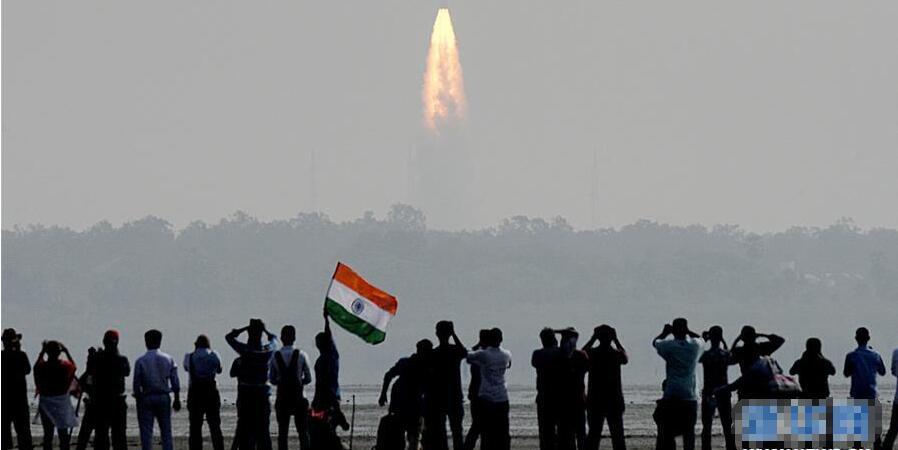 """印度成功发射""""1箭104星""""创世界纪录"""
