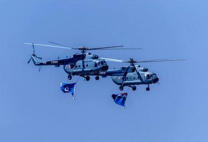 印度航展 当家先进战机倾巢出动全亮相