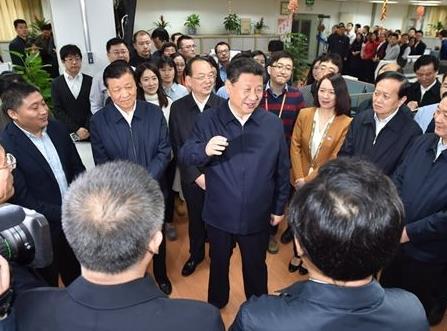 讲好中国故事 传递中国声音――新闻舆论战线工作者群像扫描之一