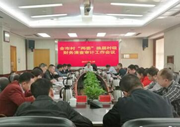 郴州完成1975个村财务清查