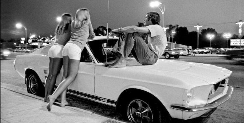 香车美人:70年代美国中产的夜生活