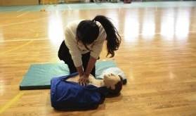 长沙4000余名教师接受急救知识培训