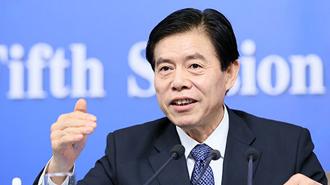"""商务部部长钟山等就""""改革开放调结构 创新驱动促发展""""答记者问"""