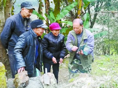 追记牺牲在石门县薛家村扶贫一线的共产党员、老兵王新法