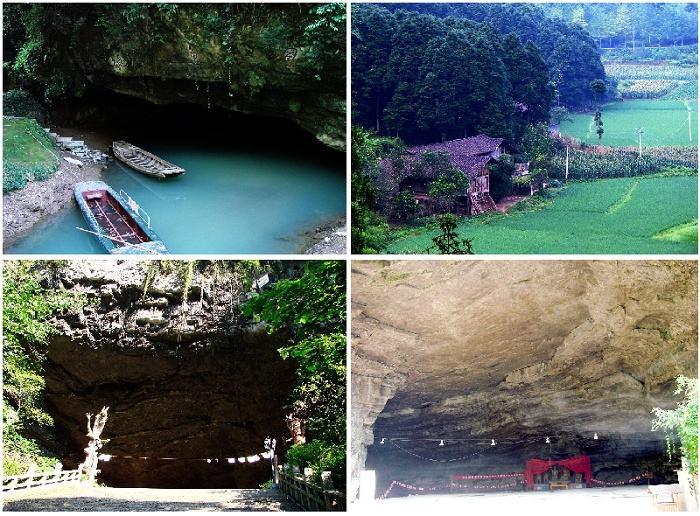 龙山有乌龙山大峡谷,洛塔石林,太平山森林公园等自然景观.