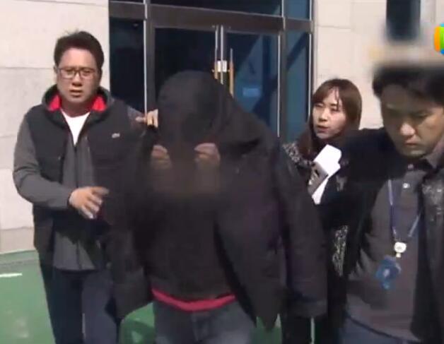 韩国一男子因不想离婚 将妻子捆在大包中绑架三天