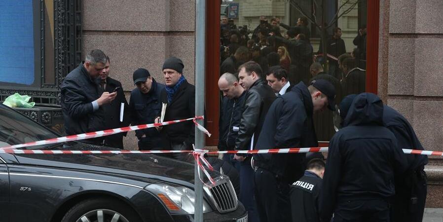 俄前议员在基辅遭枪击身亡