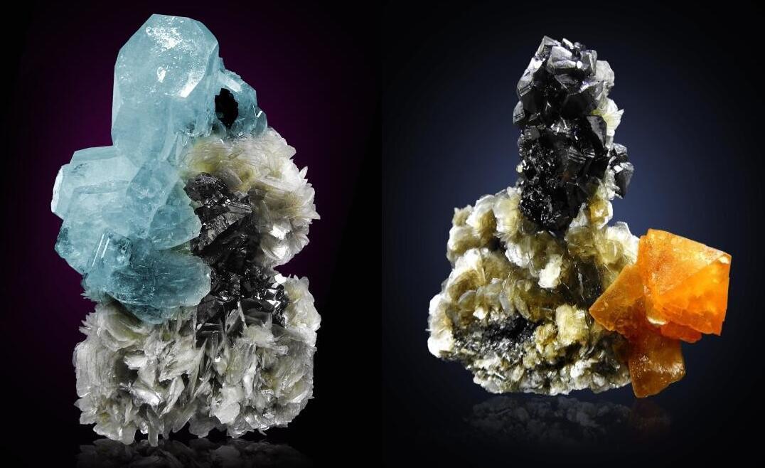 第五届矿博会开幕在即,记者提前探秘矿物宝石