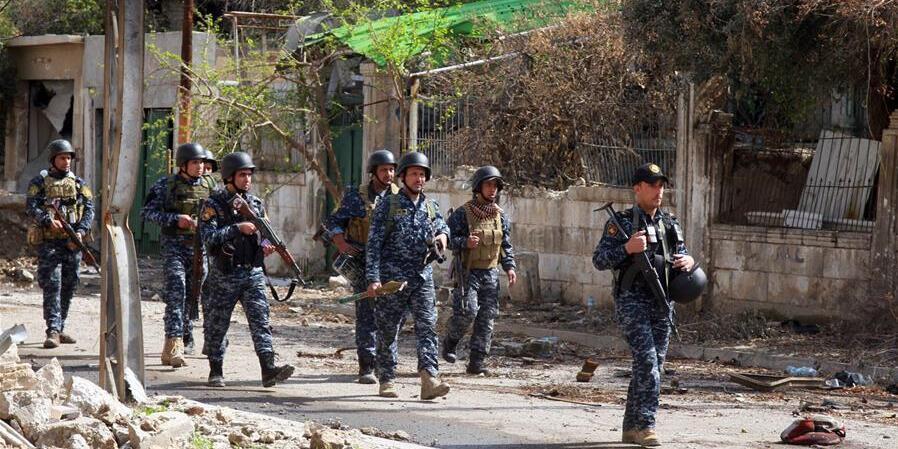 伊拉克武装力量继续在摩苏尔西城推进