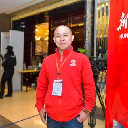 陈宇龙:做精准安全的开创者