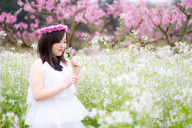 春天里的花美女-美女-新湖南俄罗斯姑娘seve图片
