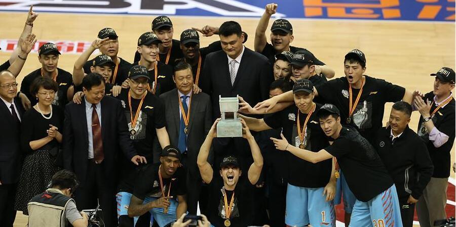 4比0!新疆队夺队史首个CBA冠军