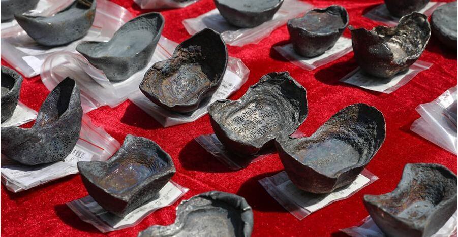 四川江口沉银遗址考古出水文物3万余件