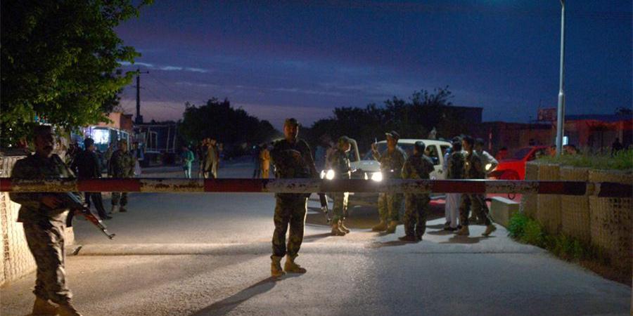 阿富汗国民军驻地遇袭事件死亡人数升至135人