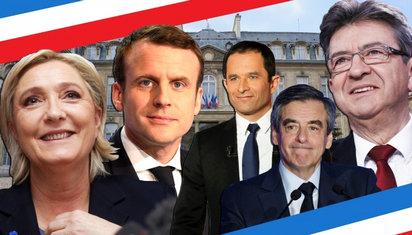 最全解析:谁将成为法国大选的黑天鹅