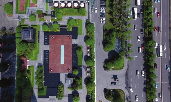 长沙将有更多屋顶变成花园 三年时间完成屋顶绿色革命