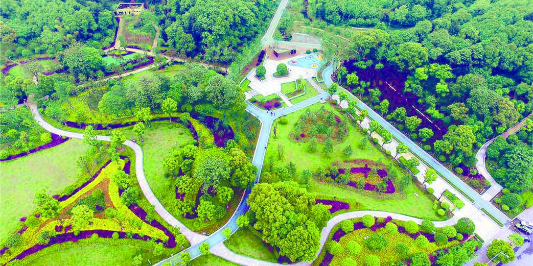 长沙八方公园开放